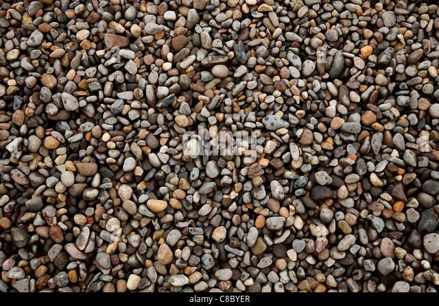 River rock for Textured Background - Stock-Bilder