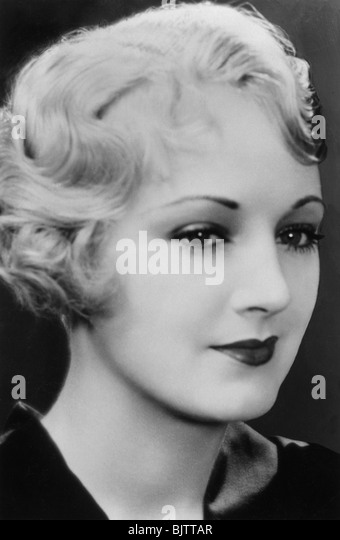 Josephine Dunn (1906-1983), American actress, 20th century. - Stock Image
