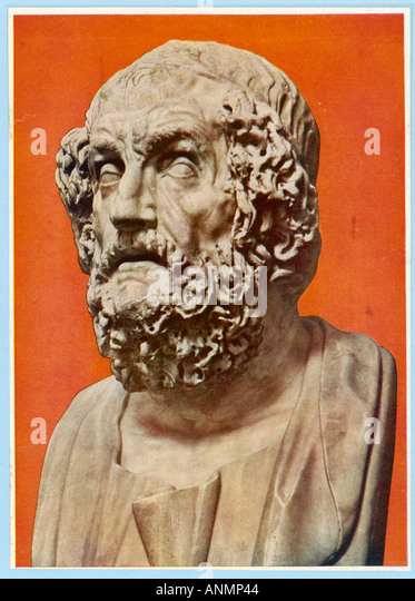 Homer Poet Stock Photos Amp Homer Poet Stock Images Alamy