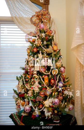 Victorian Christmas Tree Stock Photos Victorian