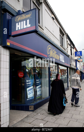 william hill stock