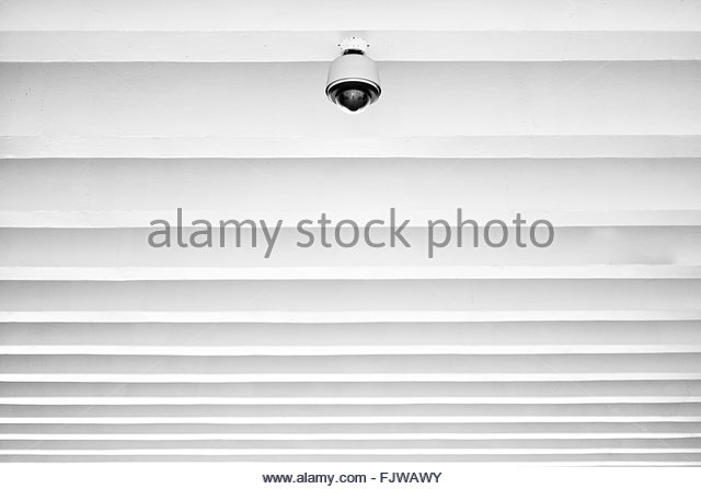 Low Angle View Of Lighting Equipment On Ceiling - Stock-Bilder