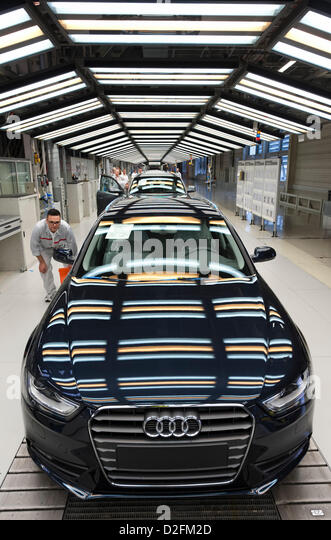 Audi Mitarbeiter Stock Photos Amp Audi Mitarbeiter Stock