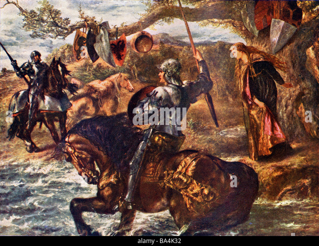 a biography of sir lancelot a knight of the round table History: (historical) - lancelot was one of the knights of the round table, serving under king arthur in camelot, somewhere around the sixth century lancelot was one of the greatest of.