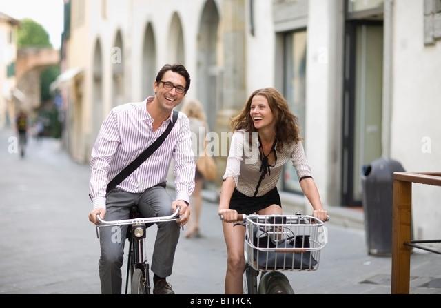 City life - Stock Image