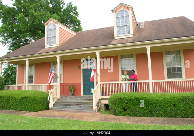 Mississippi Vicksburg visitors Center - Stock Image