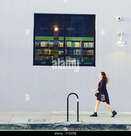 Arts District - Stock Image