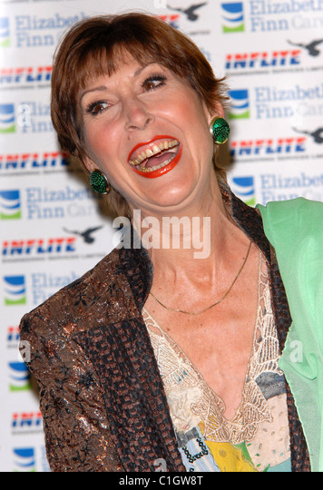 Anita Harris Lionel Blair celebrates 60 years in showbusiness at the Dorchester hotel London, England - 31.05.09 - Stock Image