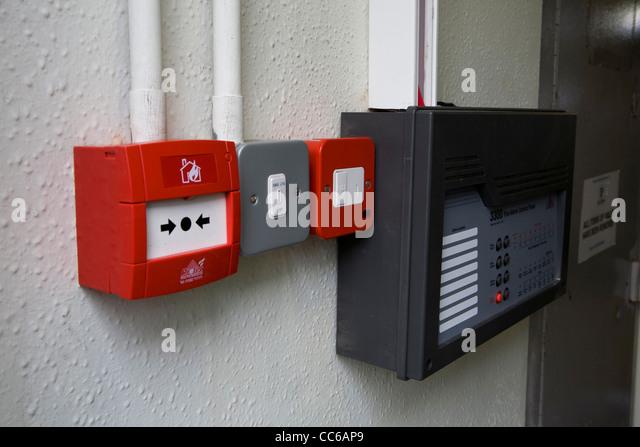 Fire Alarm Call Point Stock Photos Amp Fire Alarm Call Point