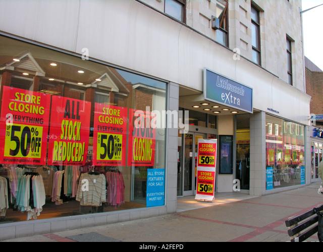 Shoe Shop Bognor Regis