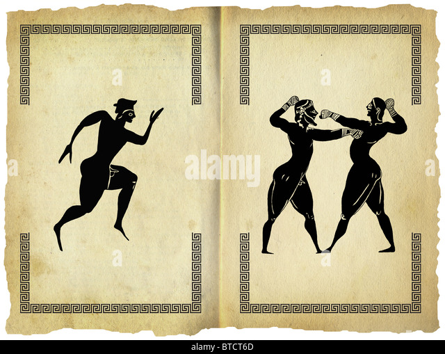 ancient greek term paper View this term paper on ancient greek olympics and their most of the athletes participating in the games of 676 bc probably came from various peloponnesian.