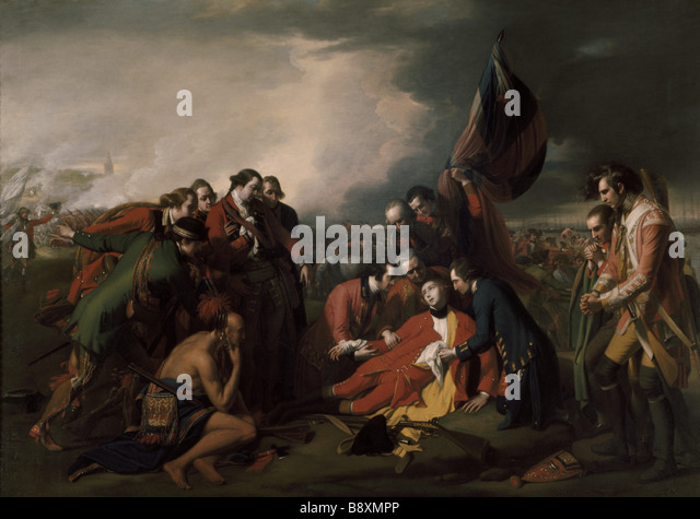 death of general wolfe Major general james wolfe (2 january 1727 – 13 september 1759) was a british army officer, known for his training reforms and remembered chiefly for his victory in 1759 over the french at.