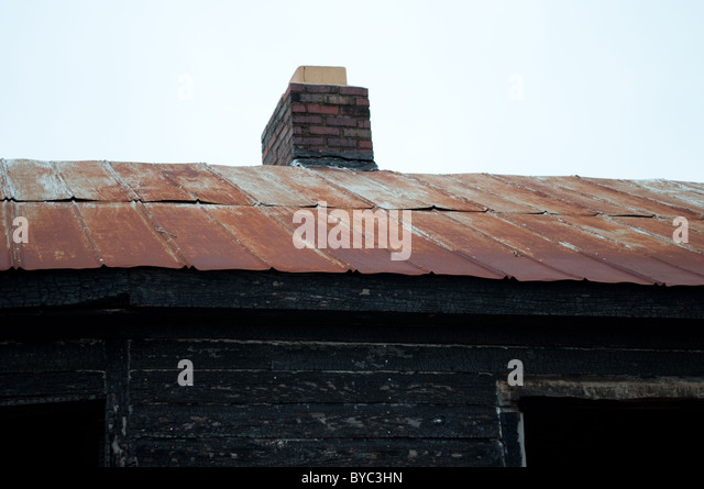 Tin Roof And Home Stock Photos Tin Roof And Home Stock