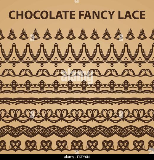 chocolate lace template - lace tights stock photos lace tights stock images alamy