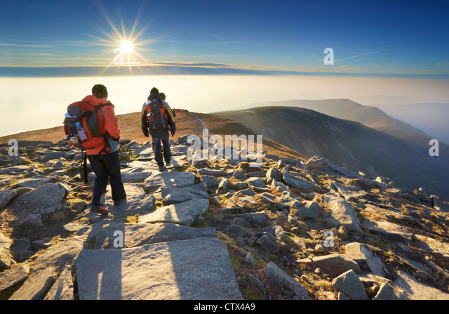 Babia Gora National Park, Poland, Europe - Stock Image