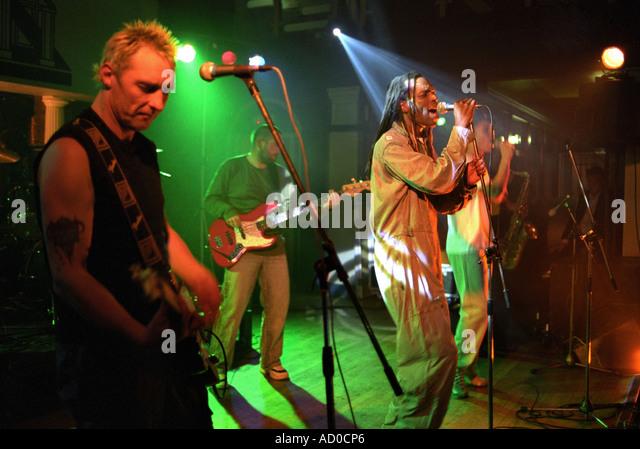 The Beat in  concert, Buttermarket, Shrewsbury, UK,  2004 - Stock Image