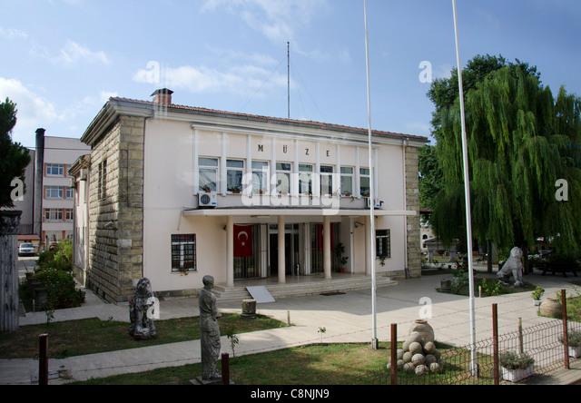 Turkey Historic Region Paphlagonia Sinop Stock Photos ...