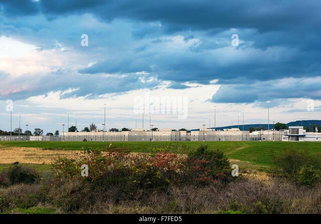 Rockview Prison, Benner Township, Pennsylvania, USA - Stock-Bilder
