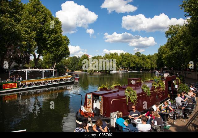Edinburgh Canal Boat Restaurant