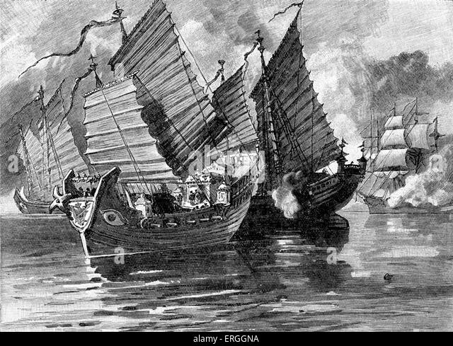 the background of the opium war or the anglo chinese war 2013 opium wars background what is opium the ming and later qing dynasty treaties with the united states and france were later negotiated as well in 1844 first opium war 1839-1842 the dried method was introduced by europeans aka anglo-chinese wars during the 18th century.