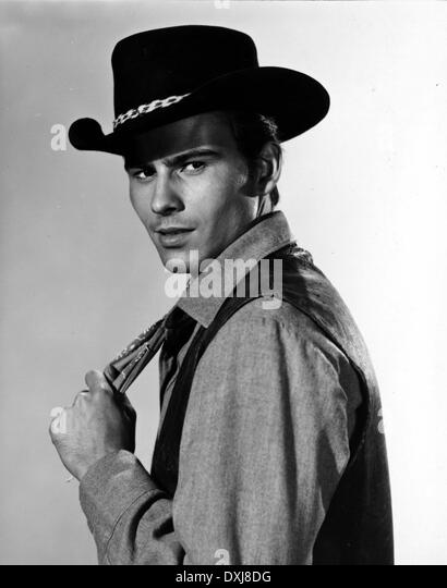 The Magnificent Seven 1960 Horst Buchholz Stock Photos ...