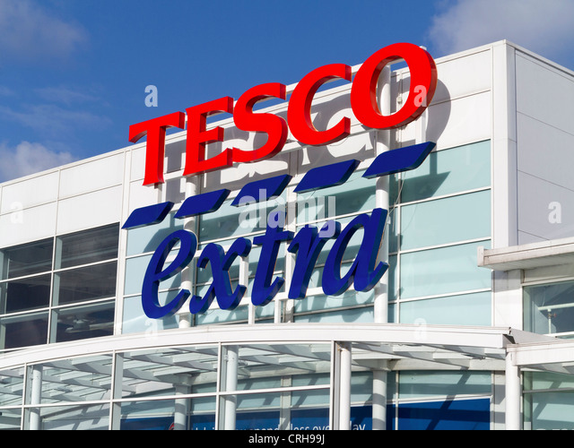 Tesco extra shopping online