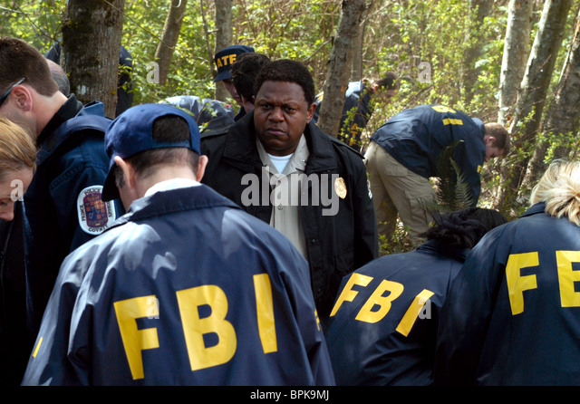 CHARLES S. DUTTON D.C. SNIPER: 23 DAYS OF FEAR (2003) - Stock Image