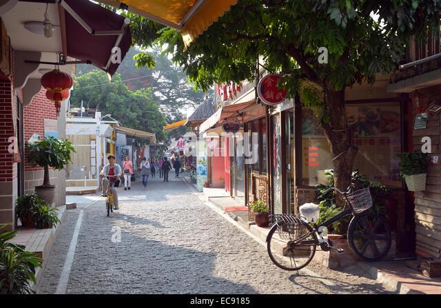 Xiamen Zengcuoan. 2014 - Stock-Bilder