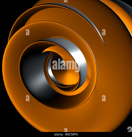 abstraction 3D abstract - Stock-Bilder
