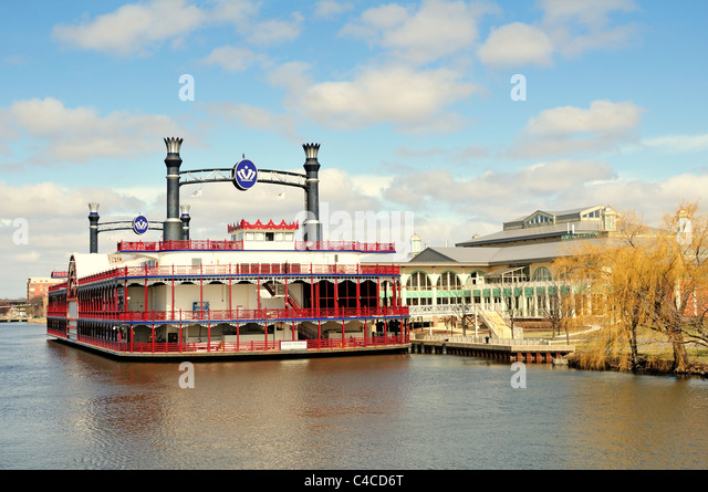 Grand victoria river boat casino