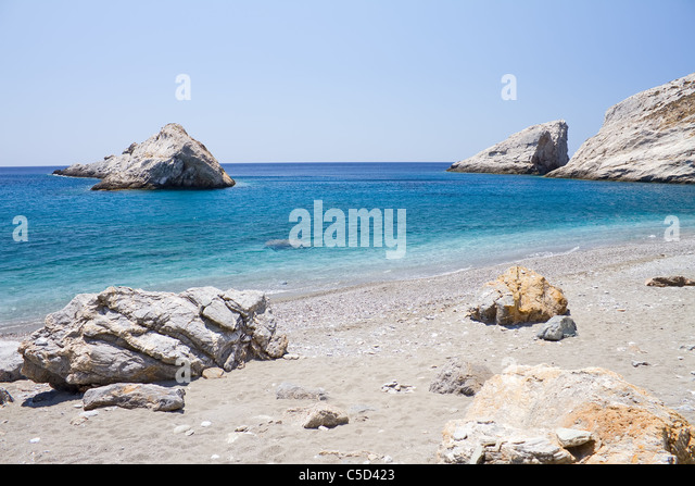 Folegandros Beach Stock Photos & Folegandros Beach Stock ...