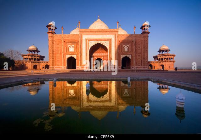 Agra, Uttar Pradesh, India, Asia - Stock-Bilder