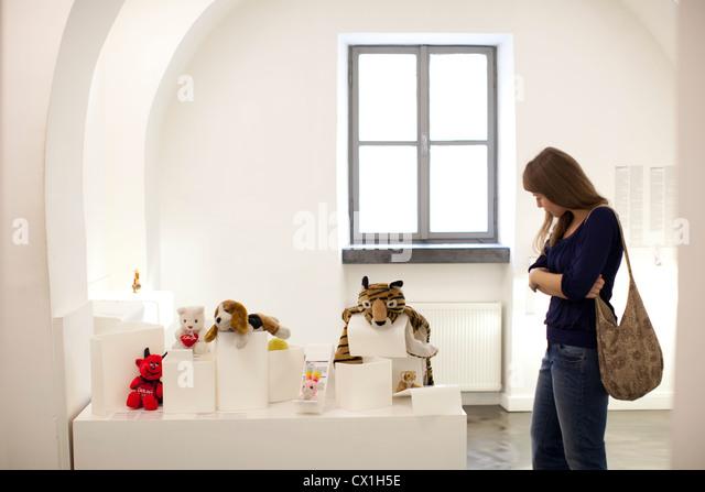 Museum of Broken Relationships Zagreb Croatia - Stock Image