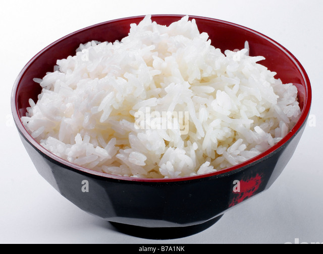 rice - Stock Image