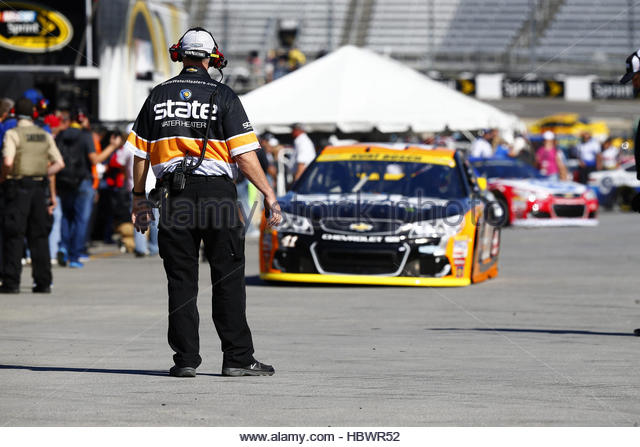 NASCAR: Oct 29 Goody's Fast Relief 500 - Stock Image