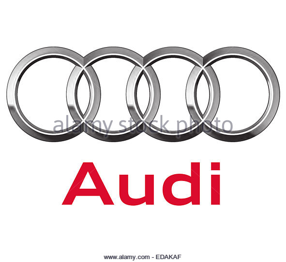 audi symbol stock photos amp audi symbol stock images alamy