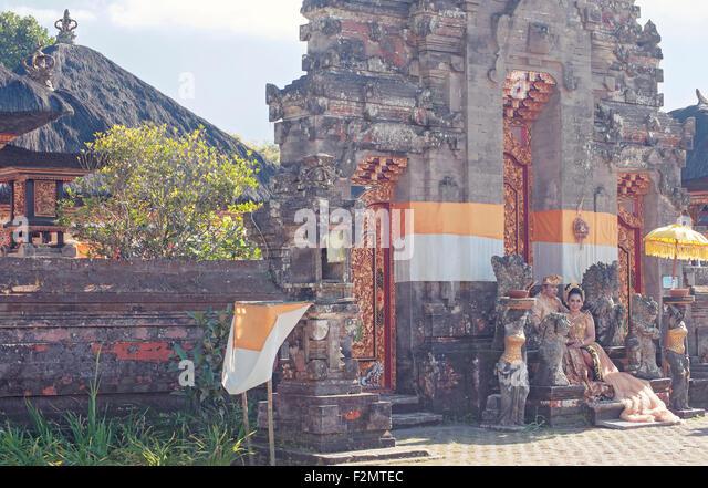 Pura Ulun Danu Beratan, Bali - Stock-Bilder