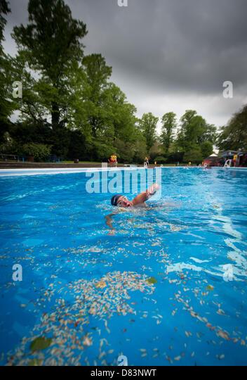 Jesus Green Swimming Pool Stock Photos Jesus Green Swimming Pool Stock Images Alamy