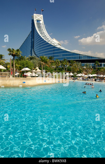 Jumeirah Beach Hotel Pool Stock Photos Jumeirah Beach Hotel Pool Stock Images Alamy