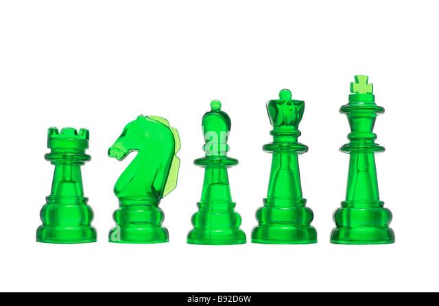Chess Pieces Cutout Stock Photos Amp Chess Pieces Cutout
