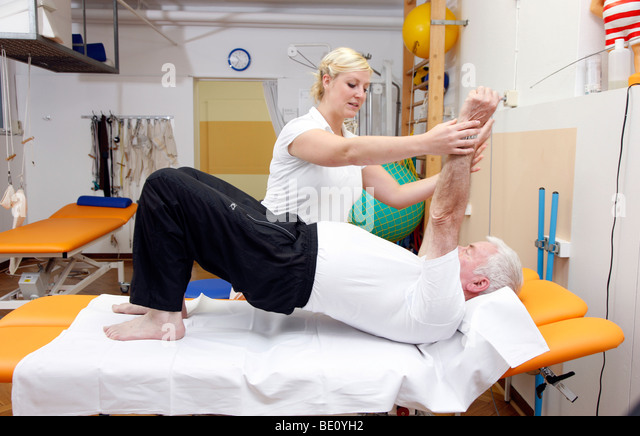 Prothesis and inpatient rehab
