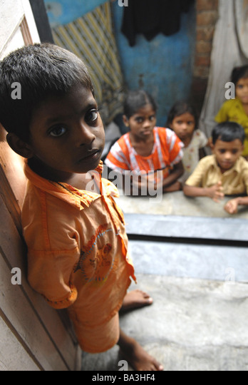 slum children in india Media captionrajesh pundir runs a cricket team for the children of delhi's slums children from poor families in india can generally only dream of making it big in.