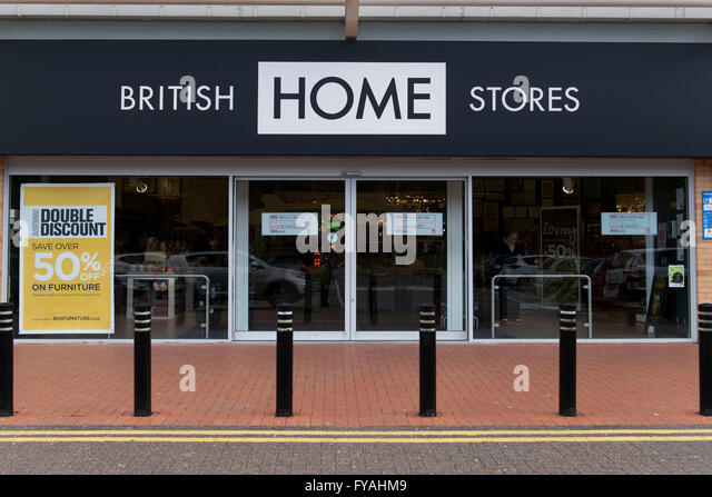 Bhs store stock photos bhs store stock images alamy for British house store