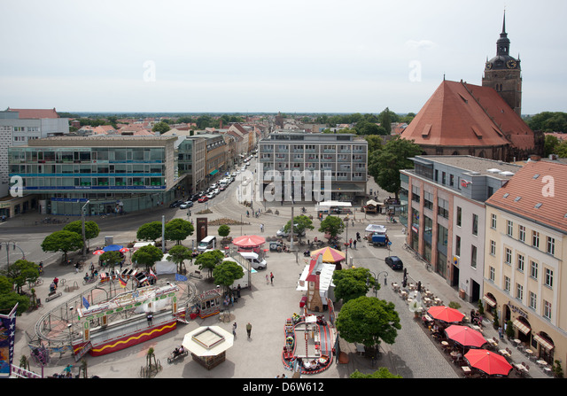 Brandenburg an der Havel Germany  city photos gallery : Brandenburg an der Havel, Germany, Havel Festival and views over the ...