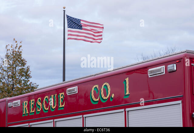 Fire rescue truck stock photos fire rescue truck stock for Milwaukee motor vehicle department