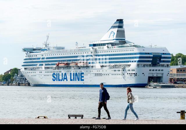 Silja Line Stock Photos & Silja Line Stock Images - Alamy
