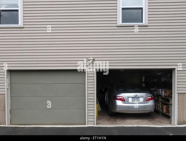 Garage Door Open Stock Photos Amp Garage Door Open Stock