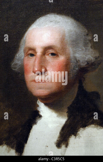 an analysis of george washington as a first president in united states In new york city, george washington, the great military leader of the american revolution, is inaugurated as the first president of the united states in february 1789, all 69 presidential .
