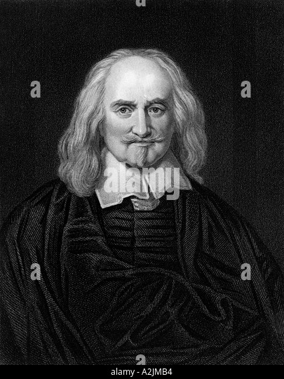 A biography of thomas hobbes an english political philosopher