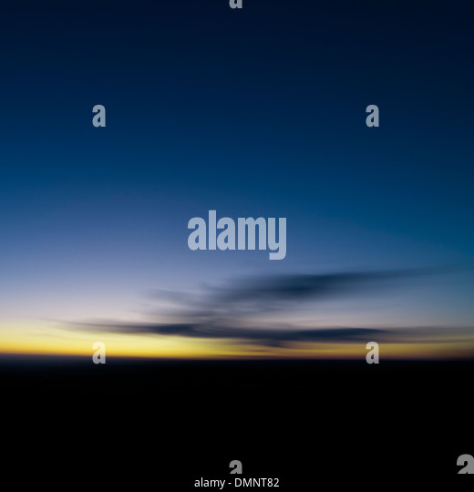 Sunrise, abstract - Stock Image